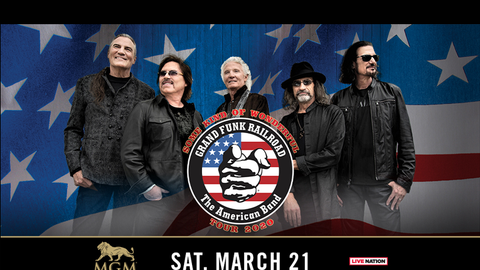 Grand Funk Railroad: Some Kind Of Wonderful Tour