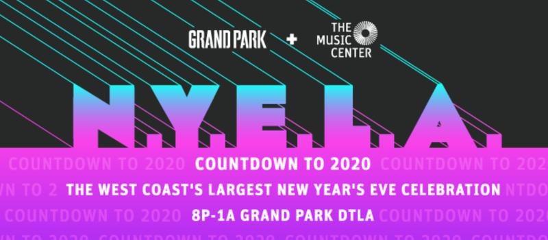 Grand Park LA Twitter