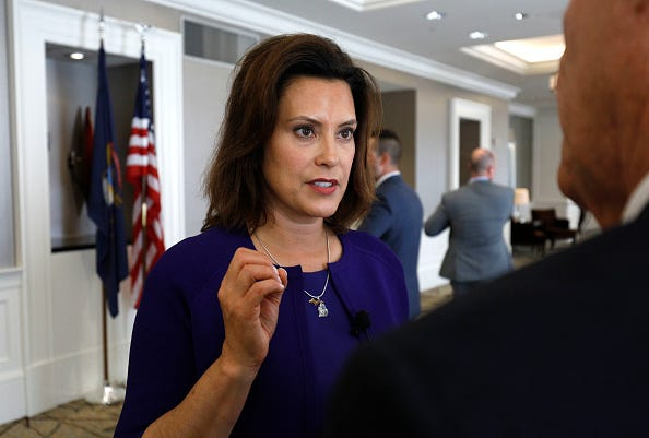 Gretchen Whitmer says everyone needs to do their part