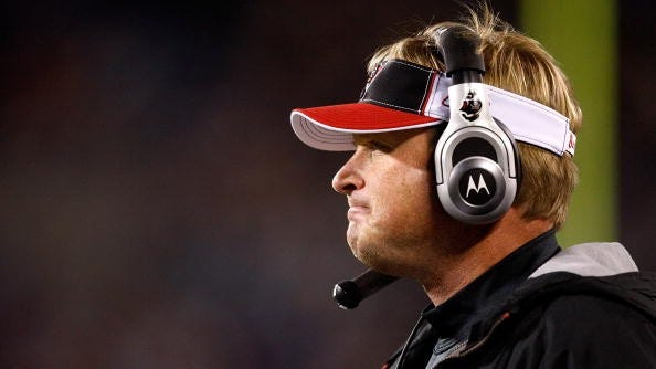 Jon Gruden removed from Bucs Ring of Honor