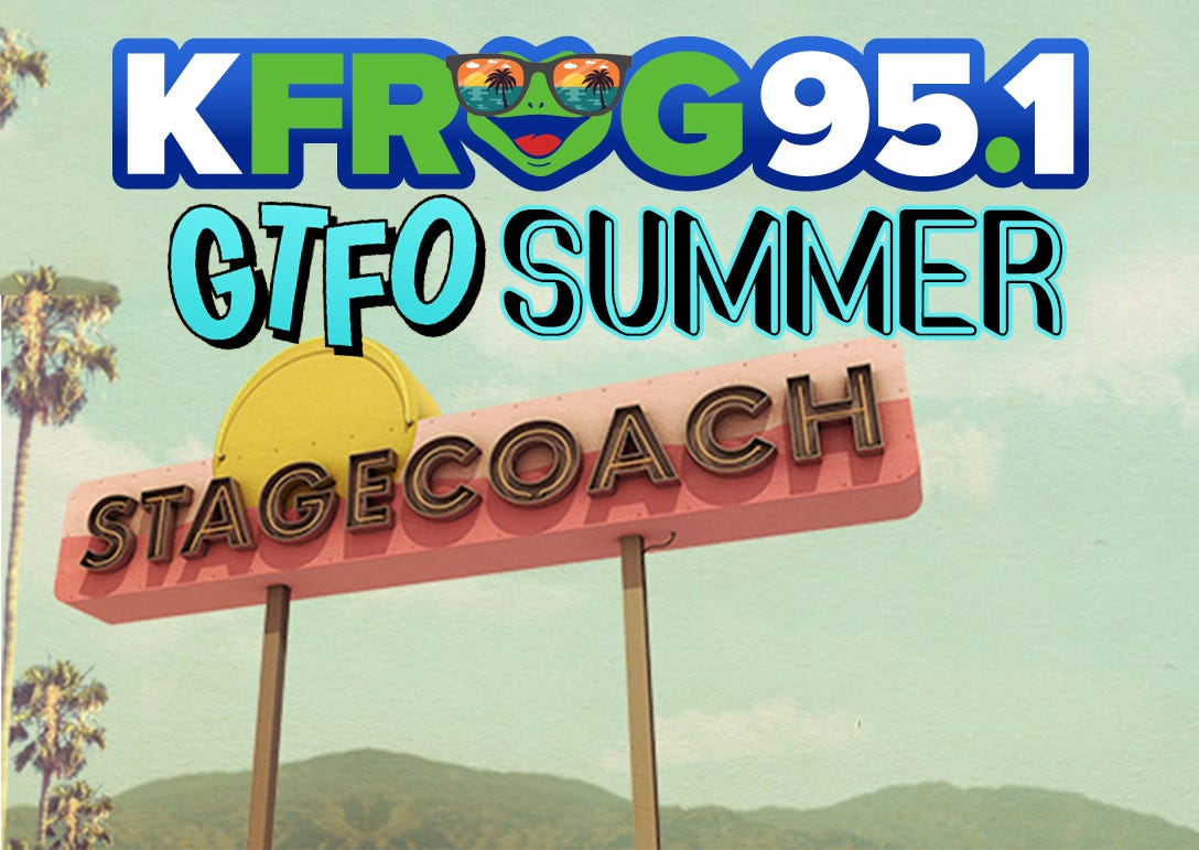 GTFO Summer: A Stagecoach Music Festival Experience!