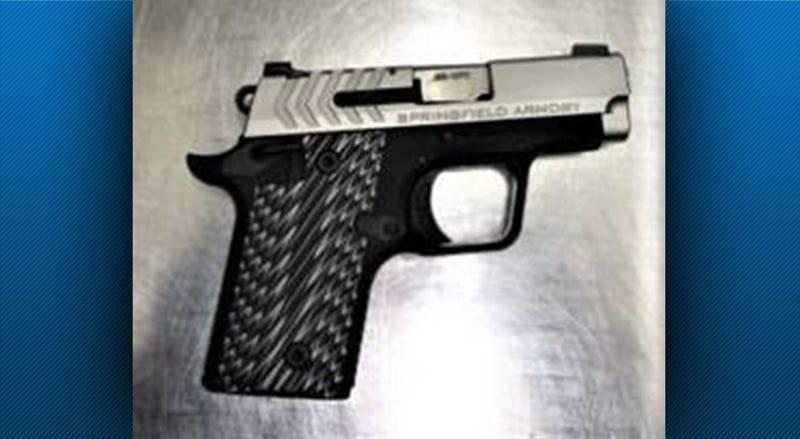 Airport Gun 8/5/2020