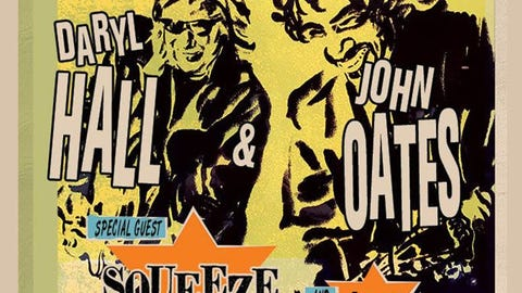 Daryl Hall & John Oates (NEW DATE Announced)