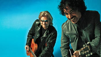 Hall and Oates (Rescheduled from 6/14/2020)