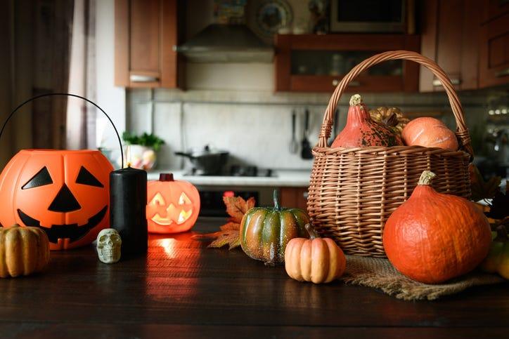 Harvest or Halloween