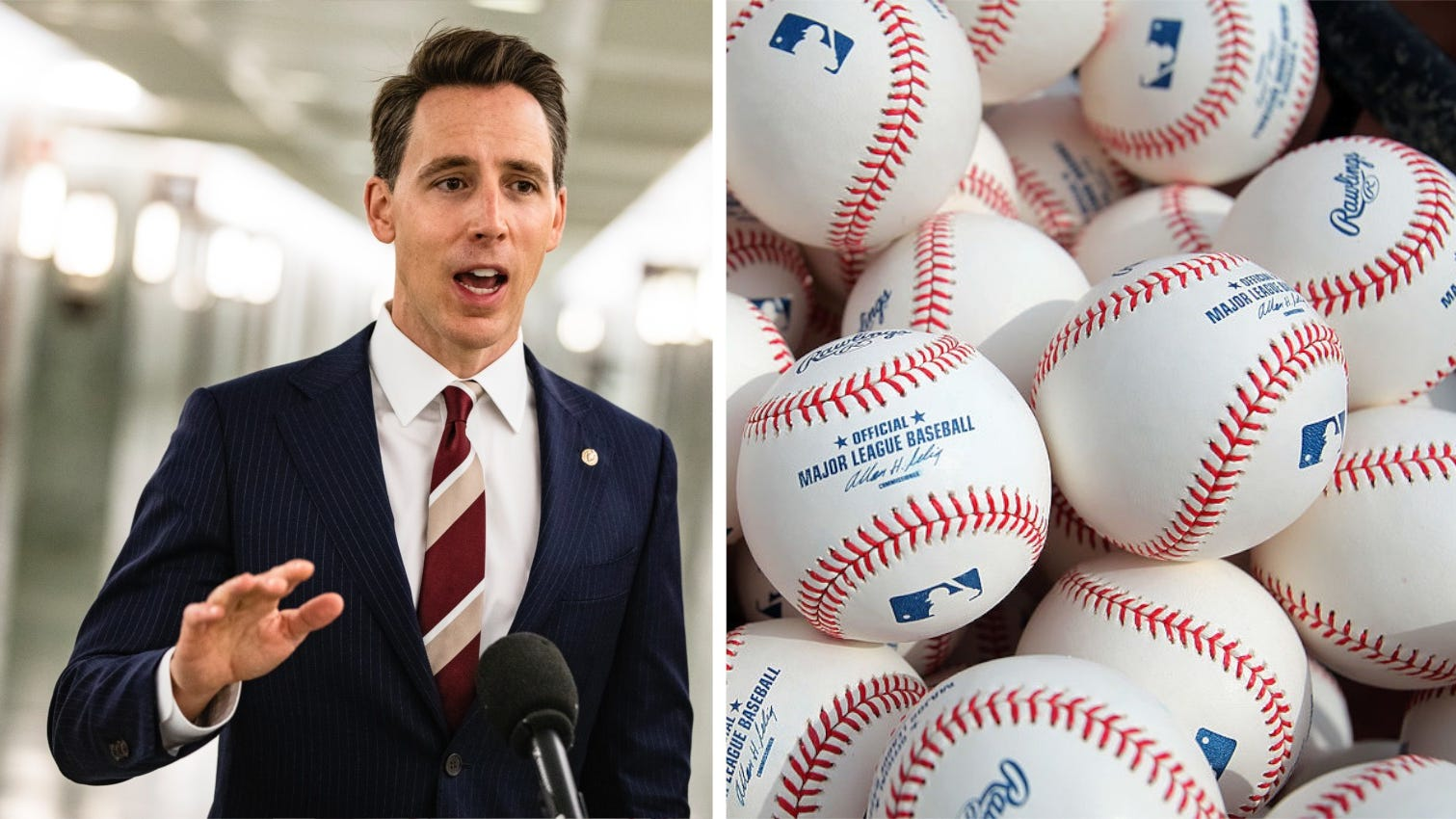 Sen. Hawley to retaliate against MLB by introducing bill to end antitrust exemption
