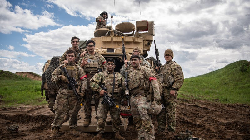Army and NATO allies conduct Exercise IRON WOLF