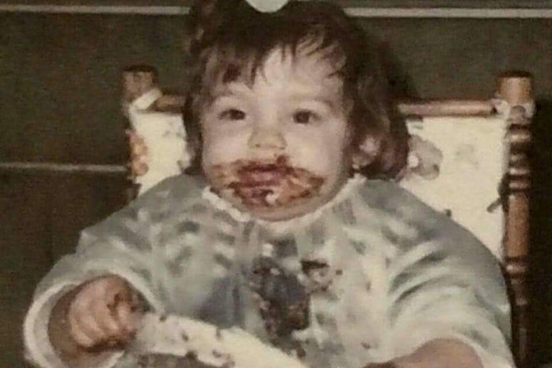 Heather's 1st birthday