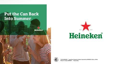 Heineken Patio Preview - Second Time Around Bar