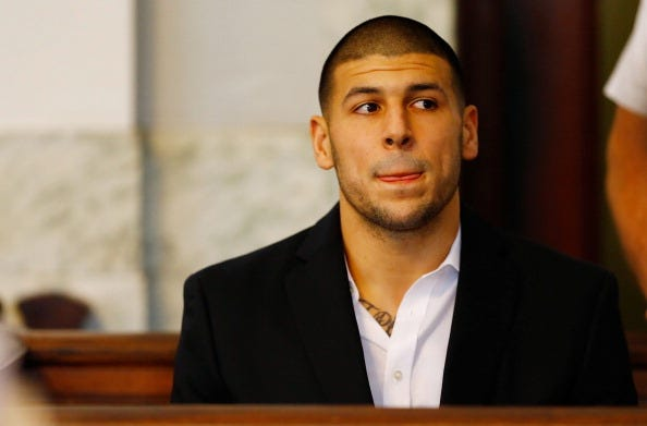 Aaron Hernandez Netflix Producer: 'All He Had to Do Was Not Kill Somebody'
