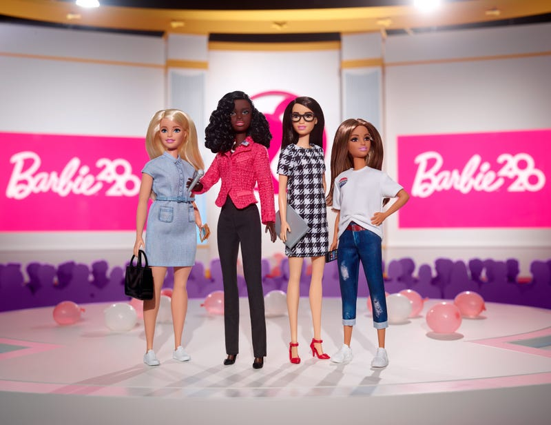 Barbie® Unveils 2020 Campaign Team Set to Encourage All Girls to Raise Their Voice