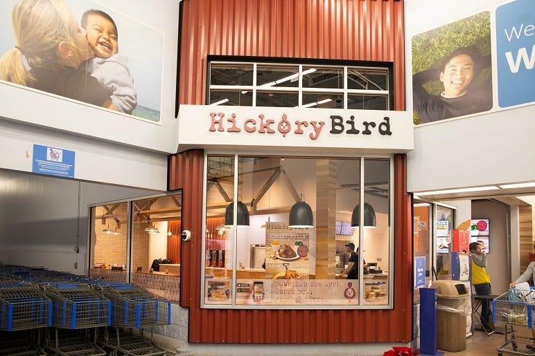 Hickory Bird Restaurant