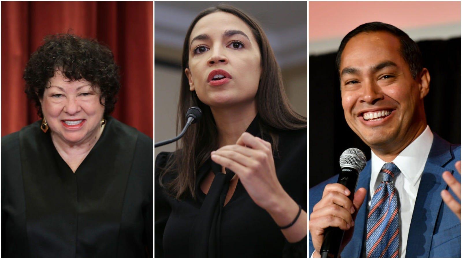 Pioneros hispanos en la política estadounidense que debes conocer para el mes de la herencia hispana