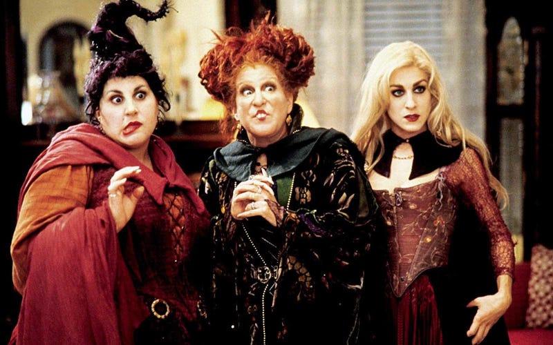 Hocus Pocus, Sequel, Book, Sanderson Sisters, Salem, Fan Favorite