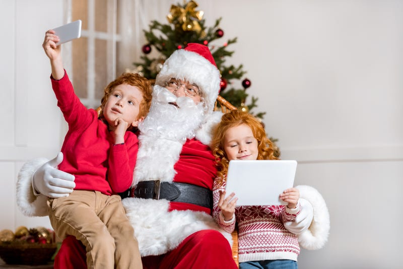 Holiday apps for families