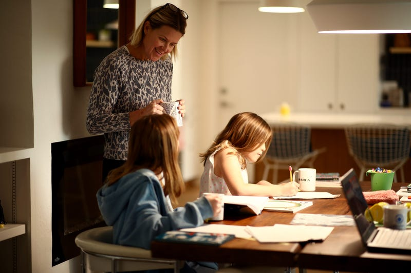 Interest in homeschooling peaks as the pandemic disrupts education nationwide