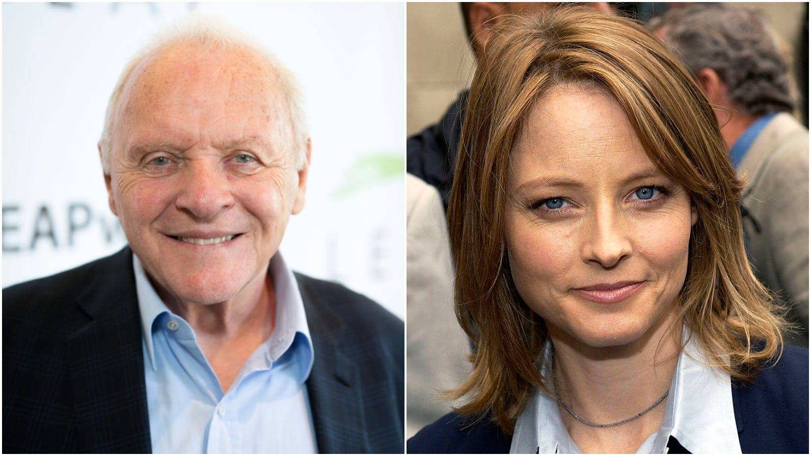 Anthony Hopkins and Jodie Foster reunite virtually for 'Silence of the Lambs' 30th anniversary