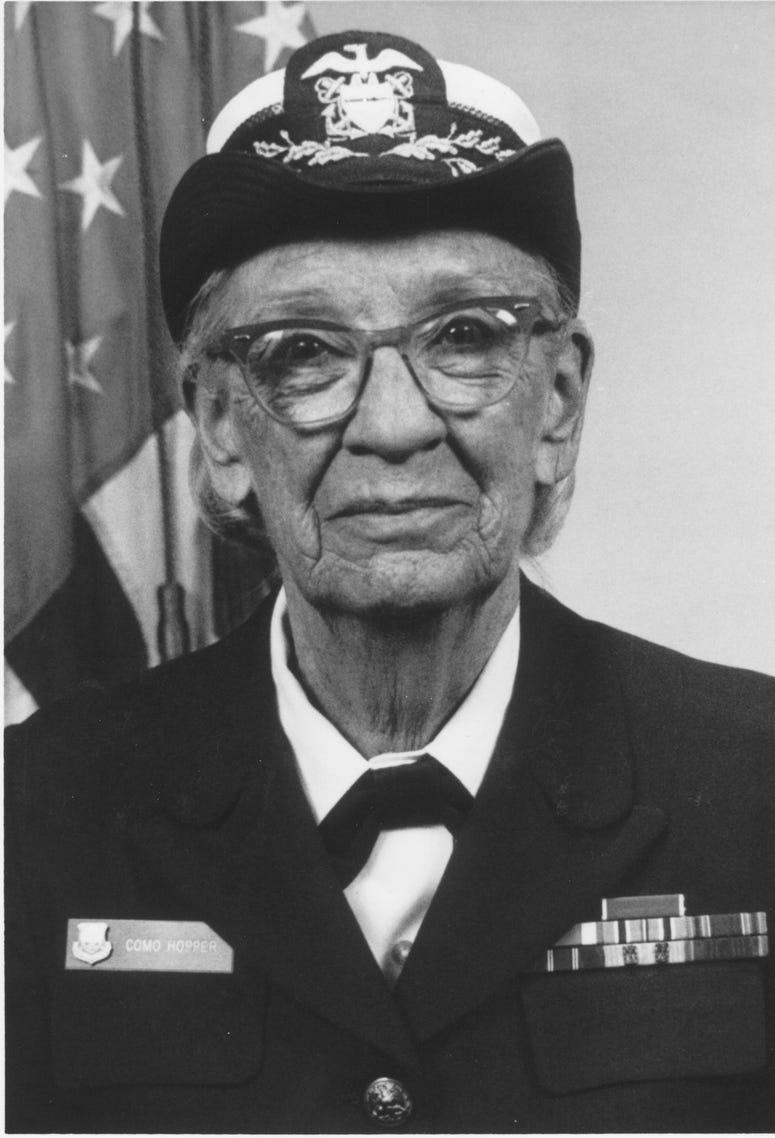 Rear Admiral Grace Hooper