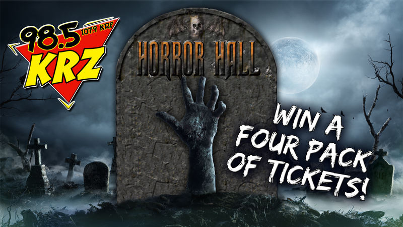 Win Tickets to Horror Hall