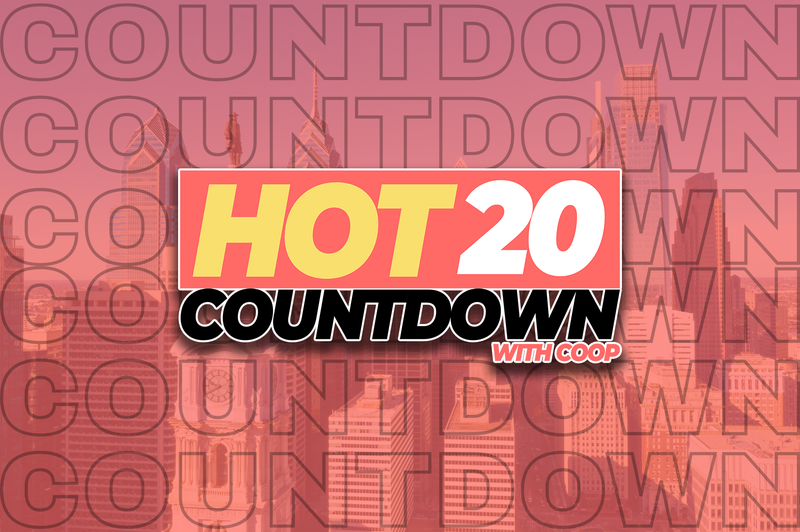 TDY Hot 20 Countdown with Coop