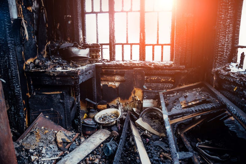 Intentional house fire kills 27 yr old Seth Gaunt