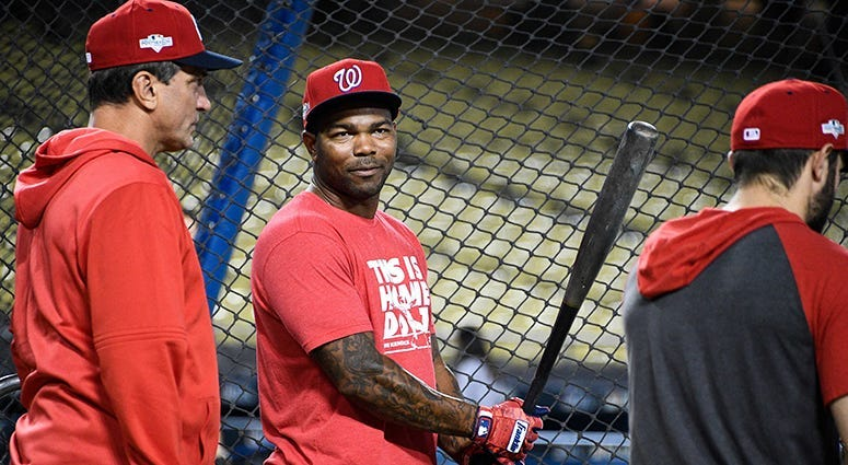 Nationals-Dodgers 2019 NLDS Rosters