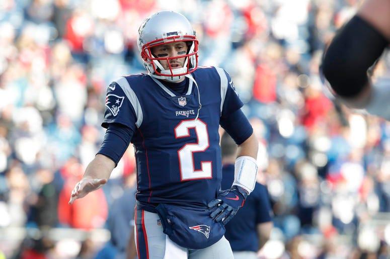 Brian Hoyer Was Secret Super Bowl Hero for New England Patriots