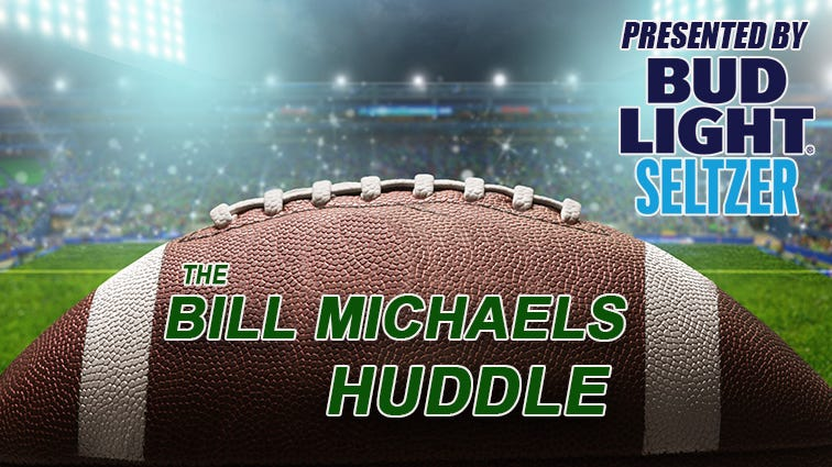The Bill Michaels Huddle presented by Bud Light Seltzer
