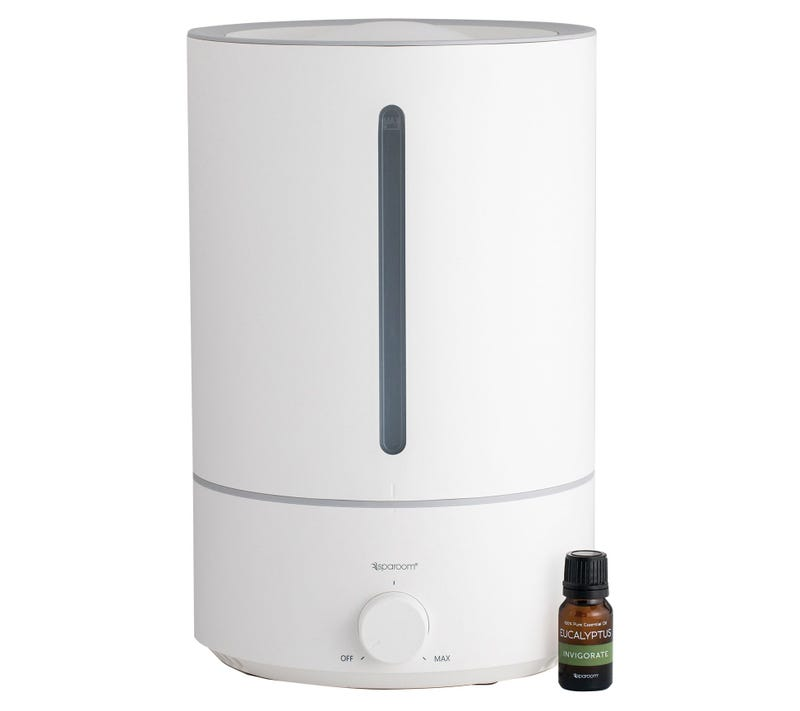 SpaRoom AuraMist Essential Oil Humidifier