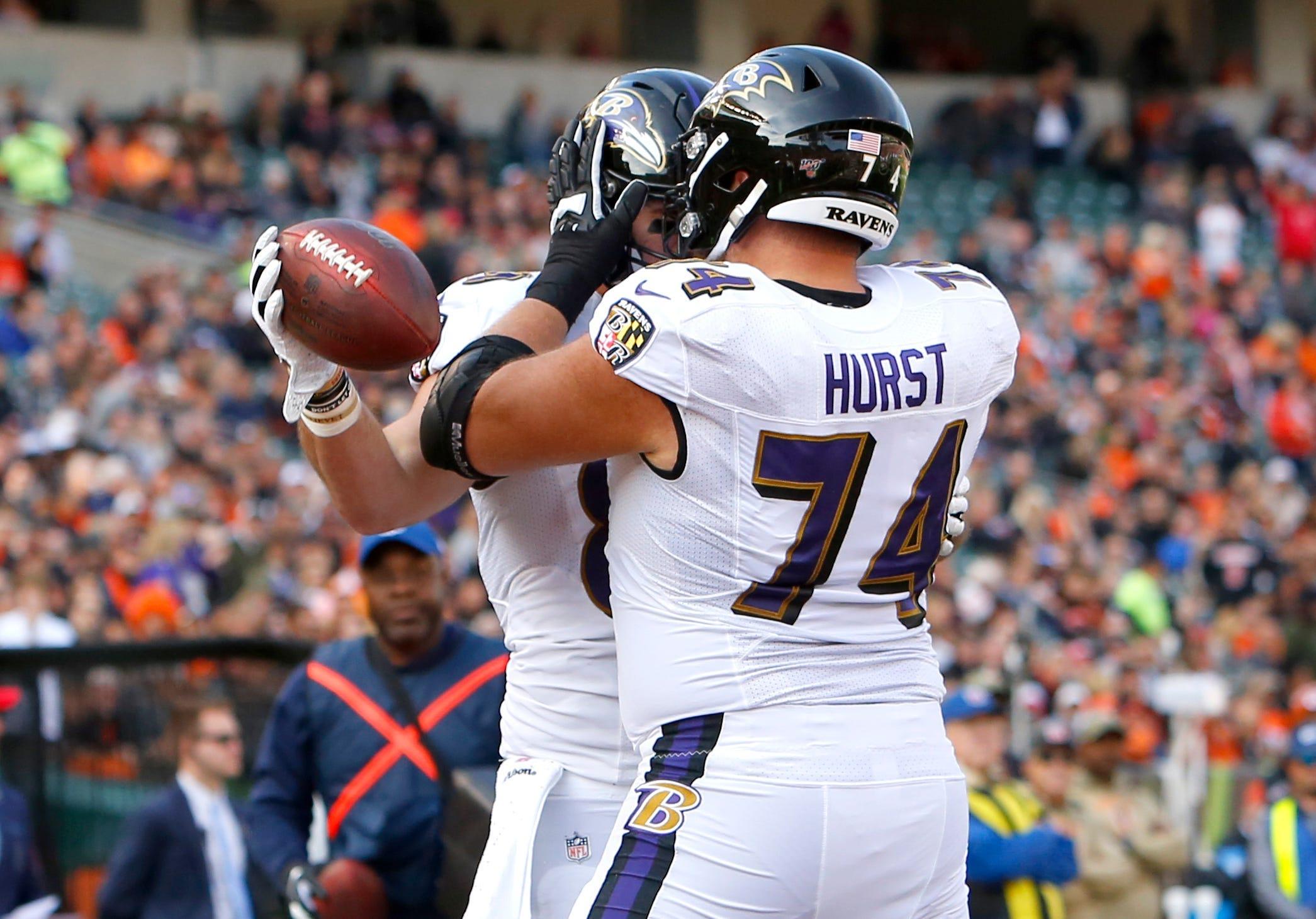 James Hurst NFL Jersey