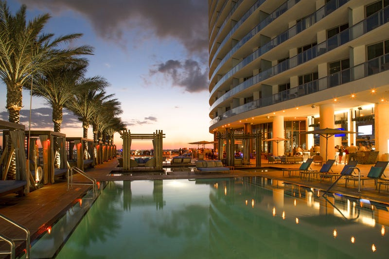Hyde Resort in Hollywood, Florida
