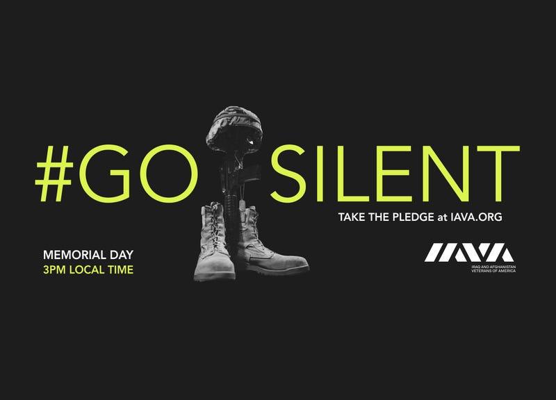 #GoSilent