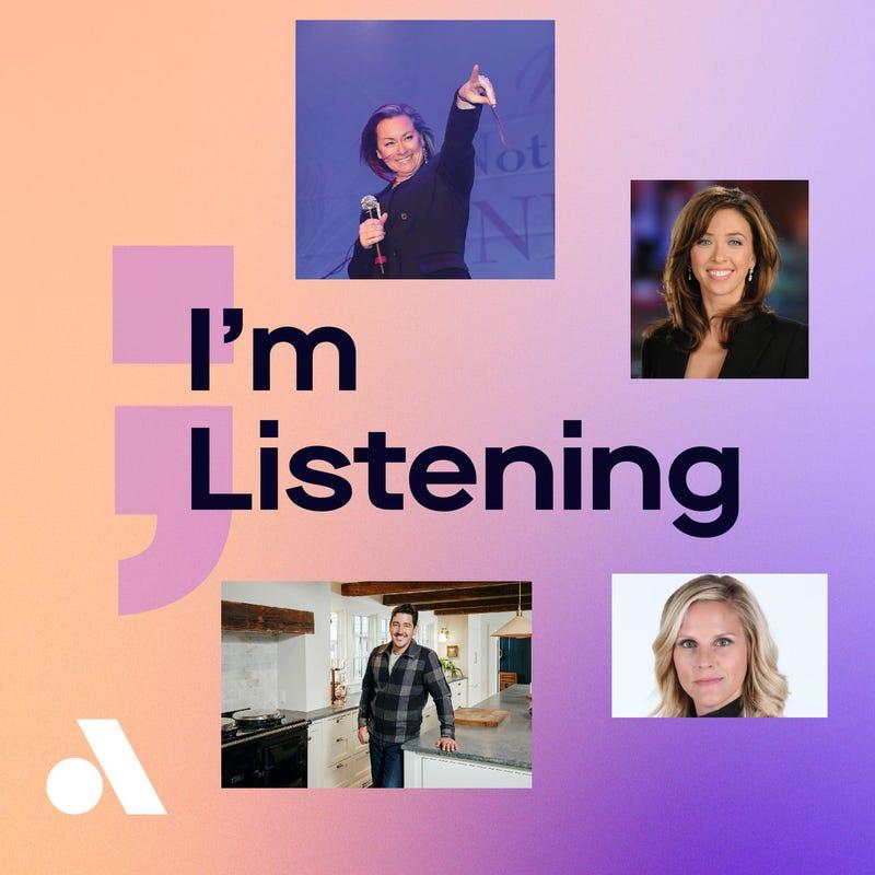 im listening