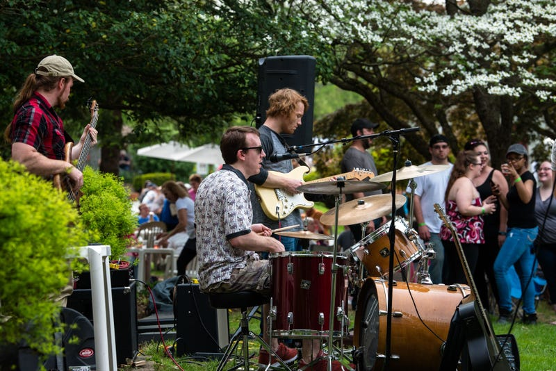 Chaddsford Winery Labor Day Jazz Festival