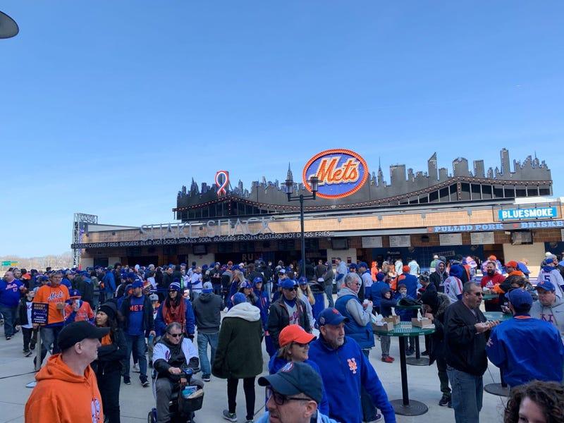 Citi Field Opening Day