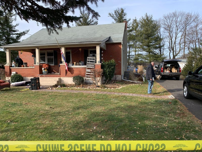 According to a criminal complaint, a woman escaped the home of Curtis Fish through a window after being held captive.