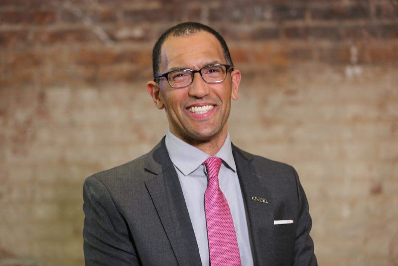Jeremy Butler, CEO of IAVA.