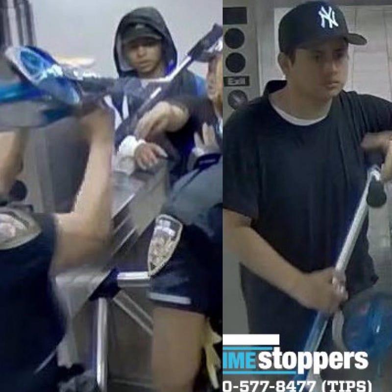 assault on NYPD