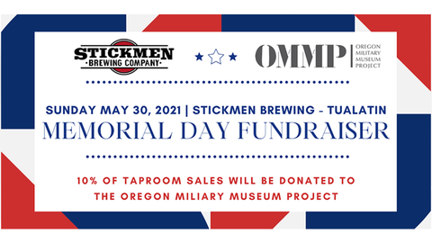 Oregon Military Museum Project's Memorial Day Fundraiser