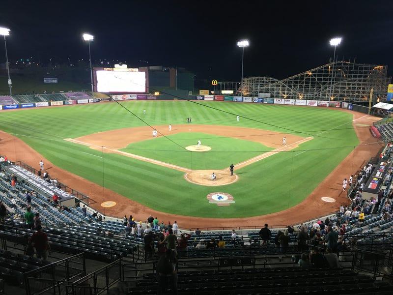 Altoona Curve ballpark