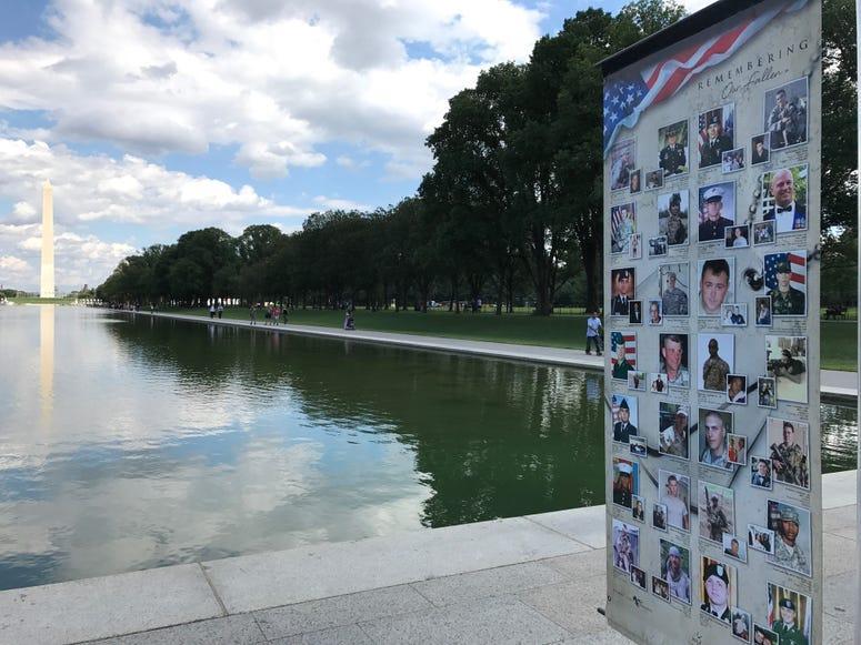 Remembering Our Fallen Memorial recognizes 5,000 fallen service members