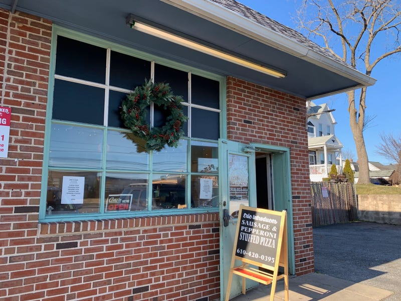Eric's Pizza in Ridley Park, Delaware County, was struggling until a Facebook post from a customer went viral and sent business soaring.