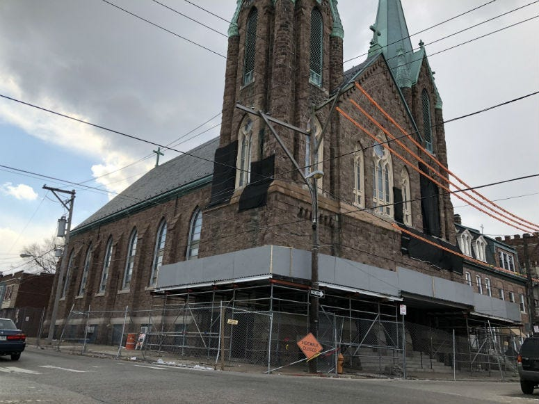 Philadelphia City Council Thursday could decide the fate of a historic church in Fishtown, and neighbors have some ideas about what they'd like to see happen.