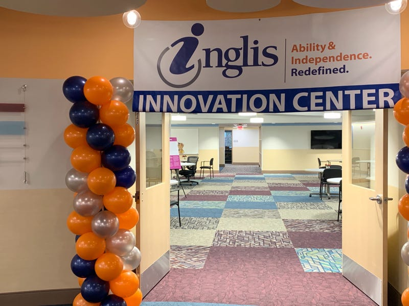 """Inglis in West Philadelphia has opened an """"Innovation Center"""" to help improve the lives of people with disabilities"""