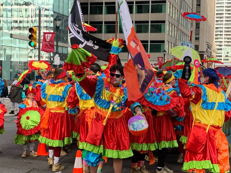 2020 Mummers Parade
