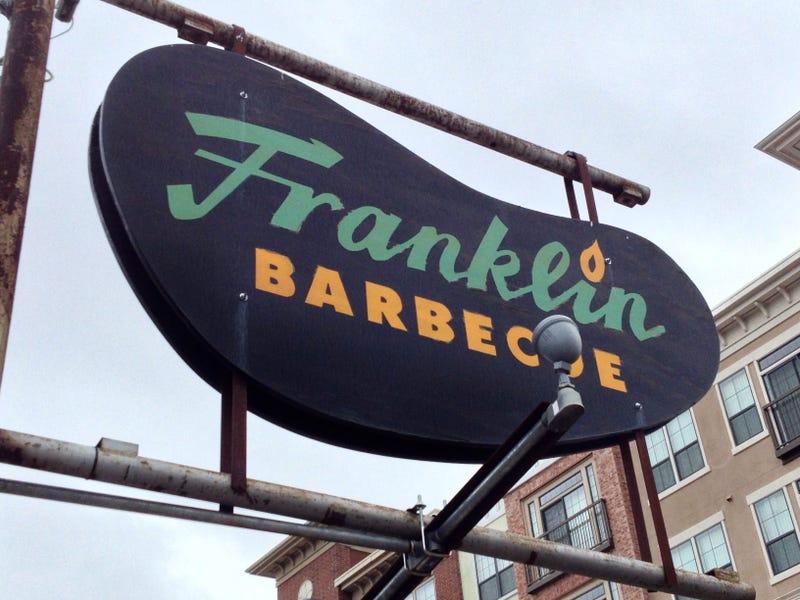 Franklin BBQ Austin, Texas