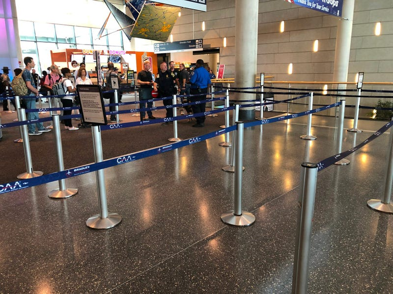 Bradley International Airport Terminal