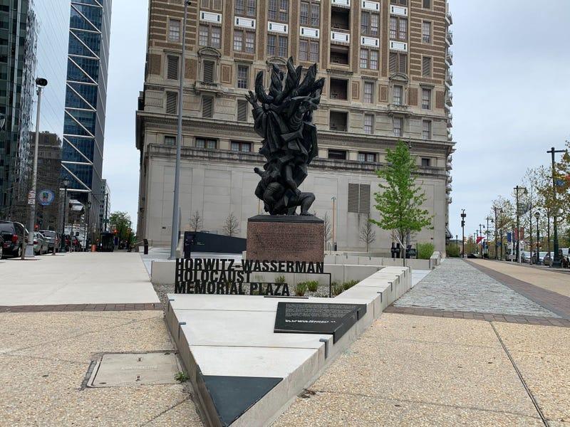 Holocaust Memorial Plaza