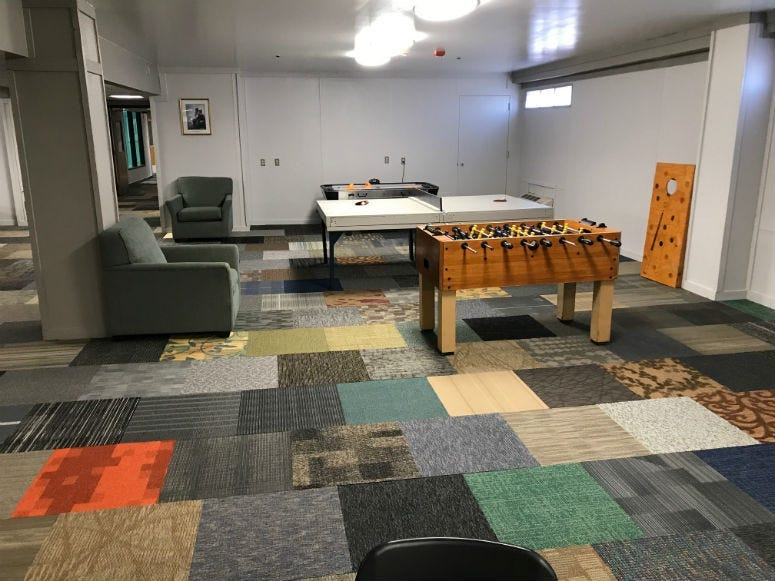 Located inside of Logan Plaza on Old York Road, The Grace Dix Center will provide temporary residential housing and services for to up to 60 migrant youth between ages 13 and 17.