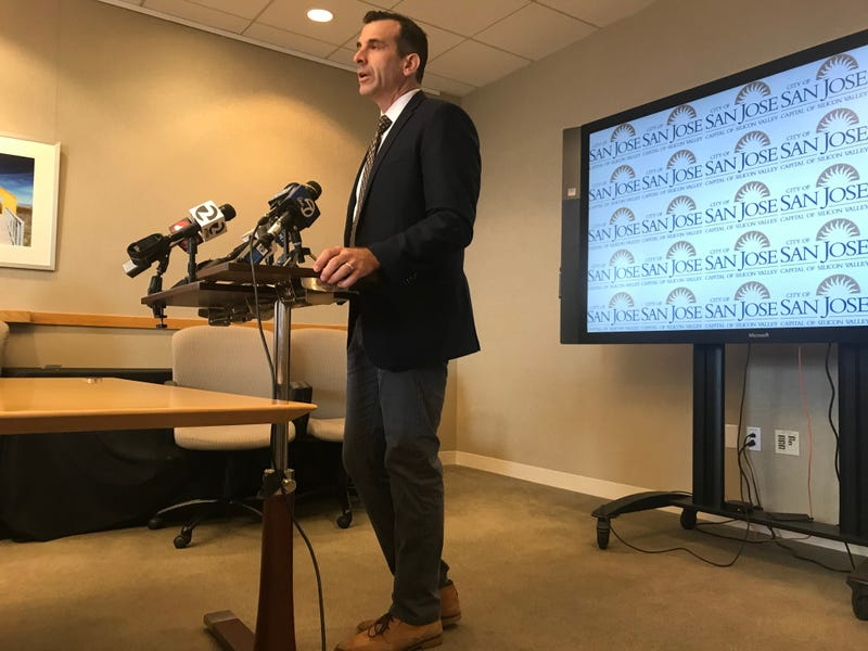 San Jose Mayor Sam Liccardo Calls for Changes To Energy Utility